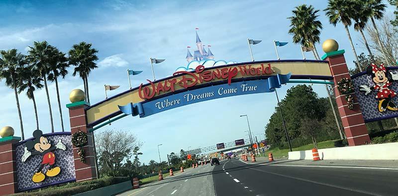 Complexo da Disney ganhará novos portais de entrada!