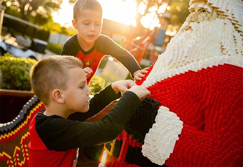 LEGOLAND tem evento especial que celebra o Natal e o Fim de Ano
